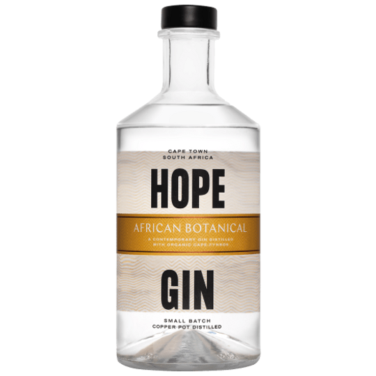 Hope African Botanical Gin 750ml