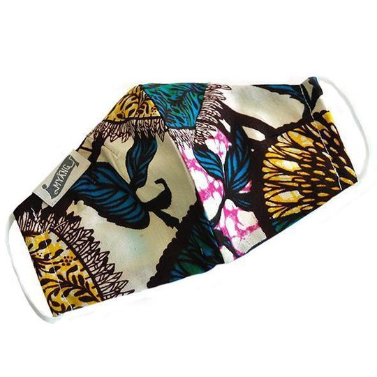Masks - Africa Flowerburst - M0433