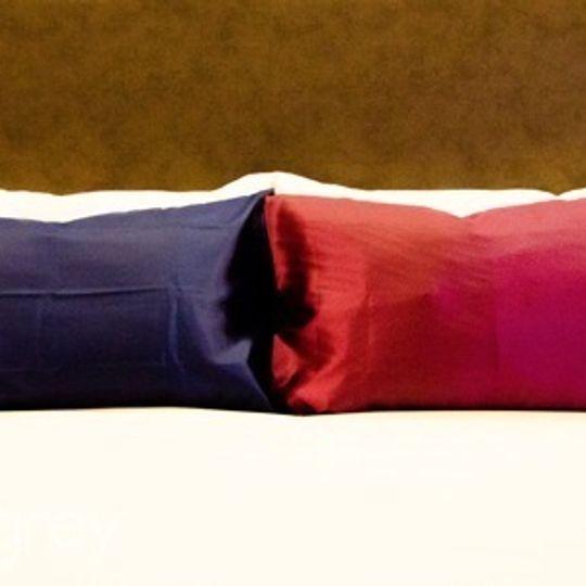 Satin Pillow Case (Set)