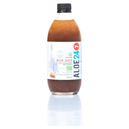 Totally Wild Aloe 24/7 Cinnamon & Honey