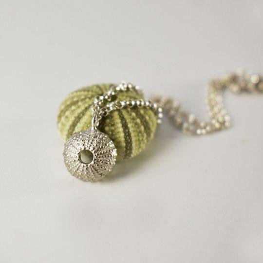 Baby Silver Sea Urchin Bracelet