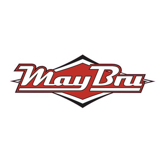 'MayBru' Sticker
