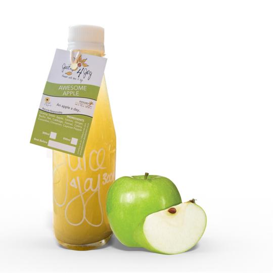 Juice4Joy Awesome Apple  Juice(300ml)