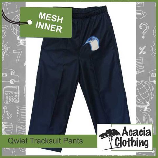 Sublimated Tracksuit Pants - Mesh Inner