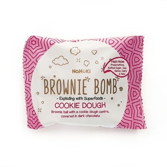 Nanuki Brownie Bomb Cookie Dough