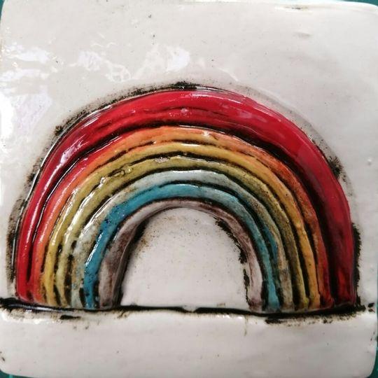 Tile, Rainbow