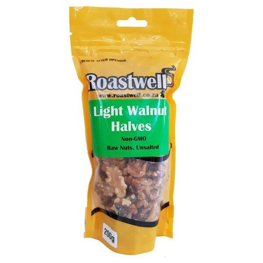 Light Walnut Halves (200g)