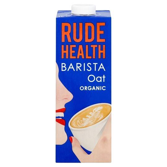Rude Health Oat Barista Drink 1l