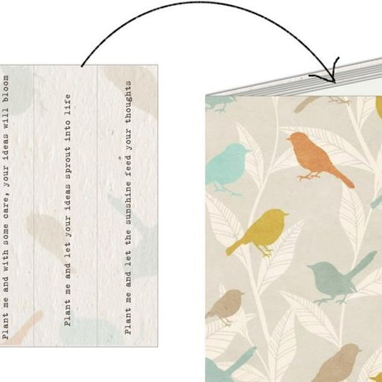 Notebook | Birds