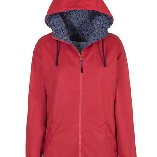 Red Original Raincoat