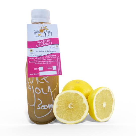 Juice4Joy Passion4Pomelo Juice  (300ml)