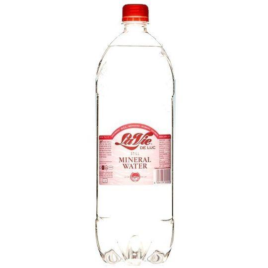 La Vie De Luc 1.5 litre Still Water PET