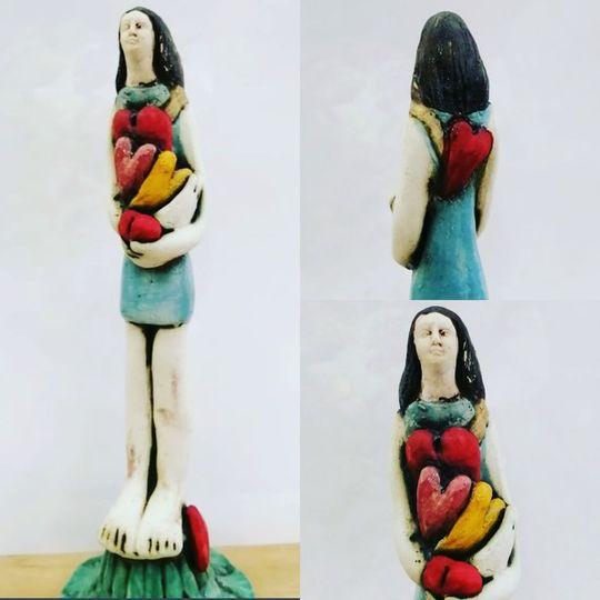 Sculpture, Bundles of Love