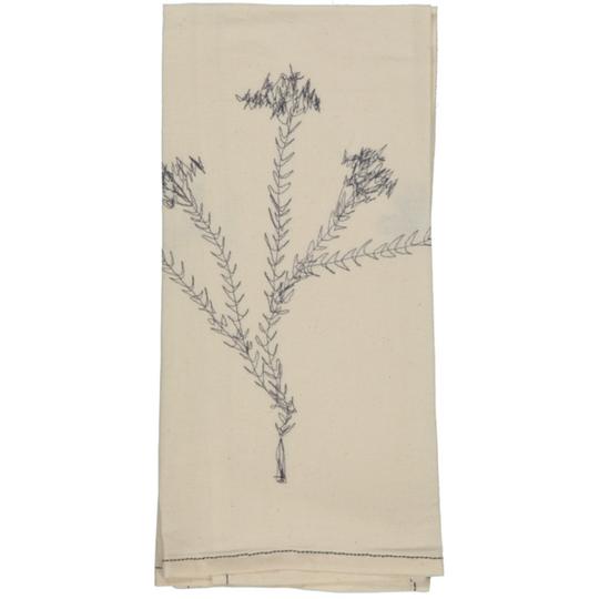 Cotton Fynbos Tea Towel / Hand Towel