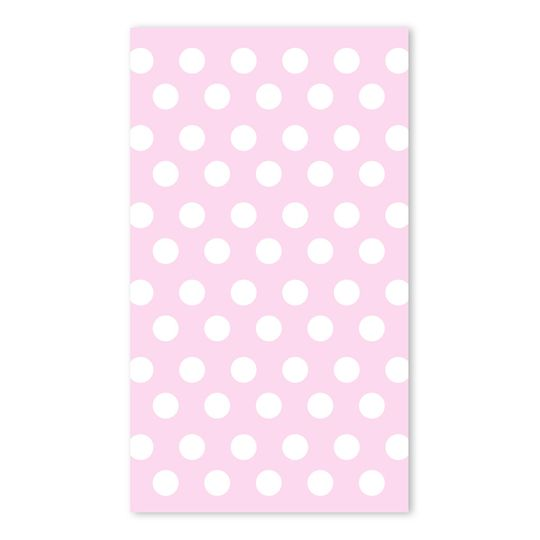 10 Little Letters - Pink Polka Dots