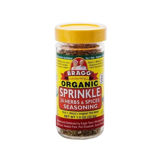Bragg Organic Herb Sprinkle (45ml)