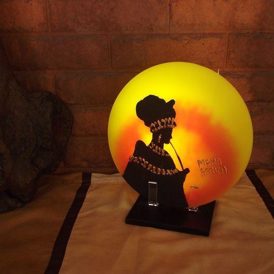 Sunset Candle - Mama Africa