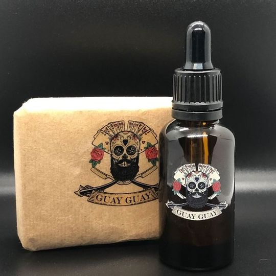 Beard Oil And Soap Combo Pack