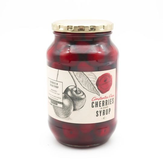 Cherries in Syrup (260ml & 1 Litre)
