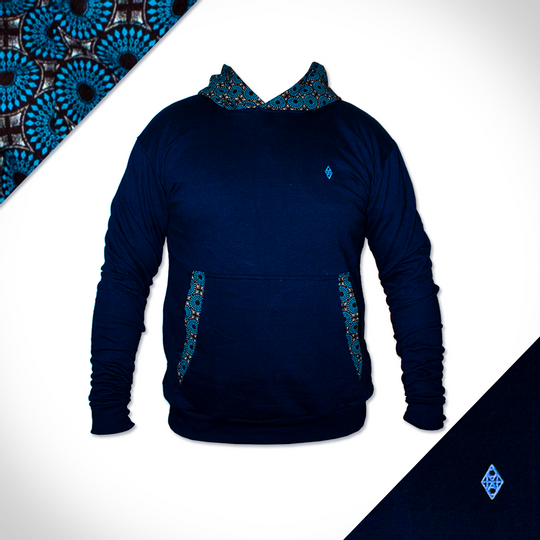 Hooded Rondavel - Navy