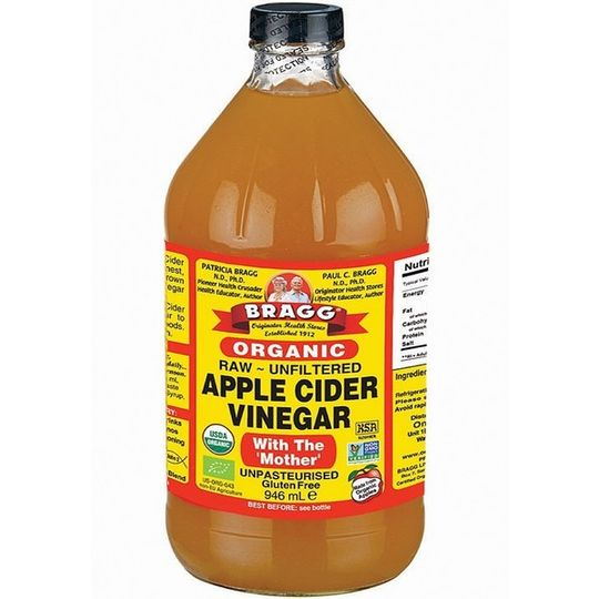 Bragg Organic Apple Cider Vinegar (946ml)