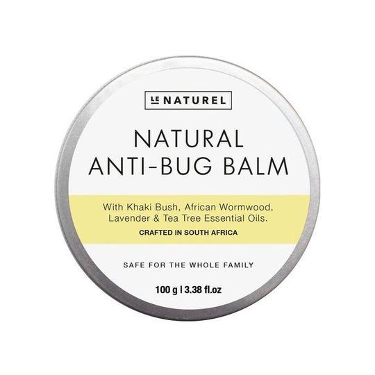 Natural Anti-Bug Balm (100g)