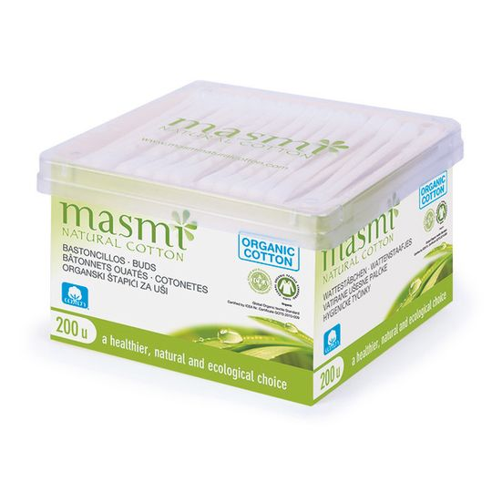 Masmi Organic Cotton Buds 200s