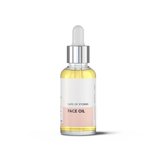 Face Oil - 100% Squalane & Argan