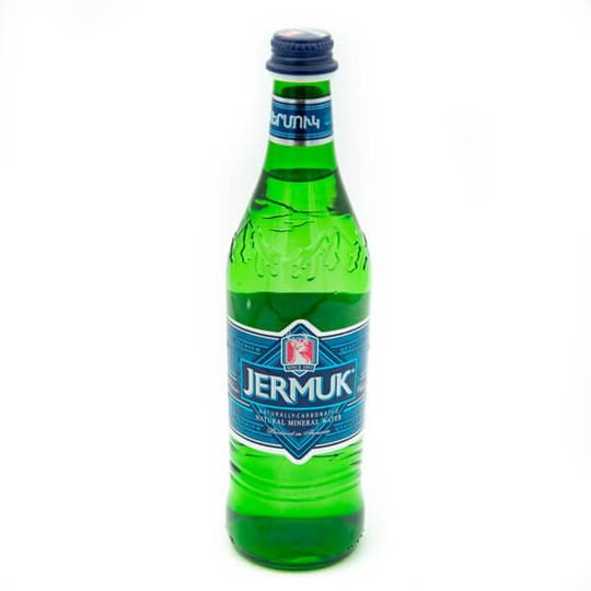 Natural Fizzed Mineral Water (500ml)