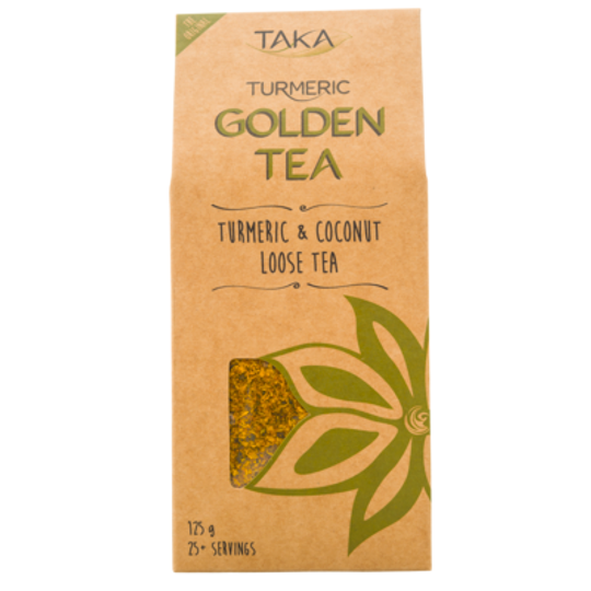 Taka Turmeric Golden Tea (125g)