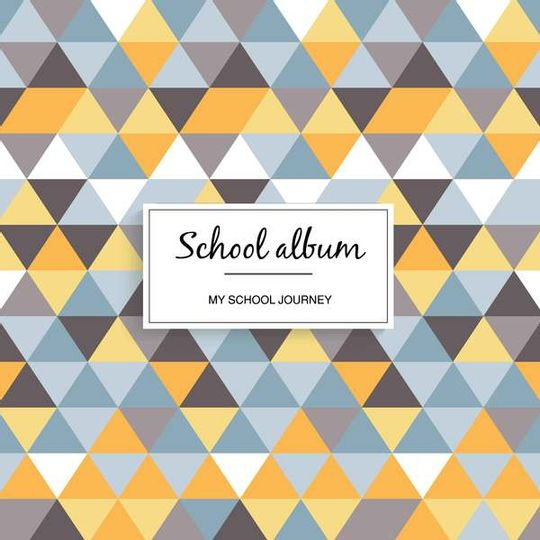 School album - Yellow