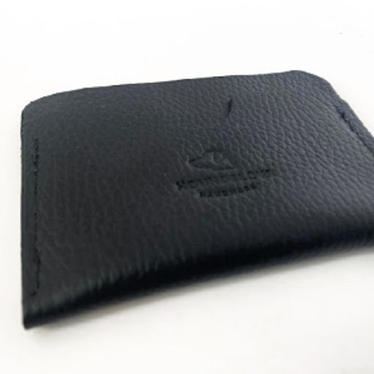 Gents Horizontal Card Wallet - Brown and Black