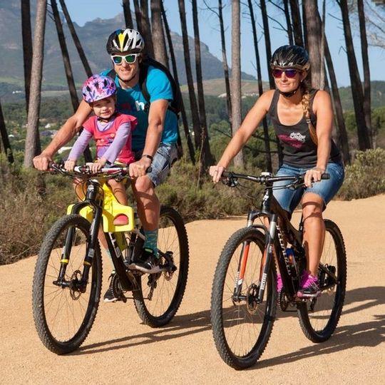 FEVA Star Kids Bike Seat