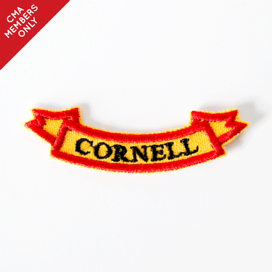 Adult / Youth Name Badge - Cloth