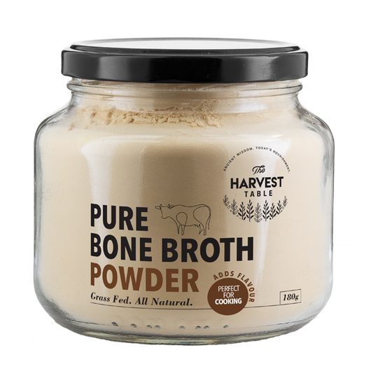 Organic Bone Broth Powder (180g & 350g)