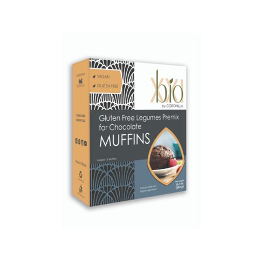 Bio XXI Chocolate Muffins Mix (388g)