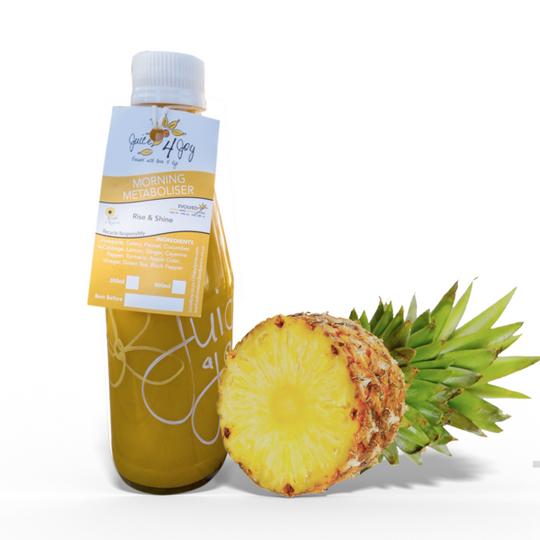 Juice4Joy Morning Metaboliser Juice  (300ml)