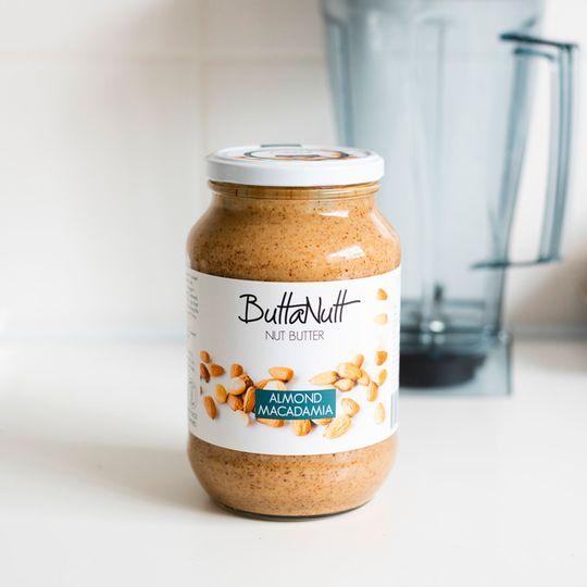ButtaNutt Almond Macadamia 1kg