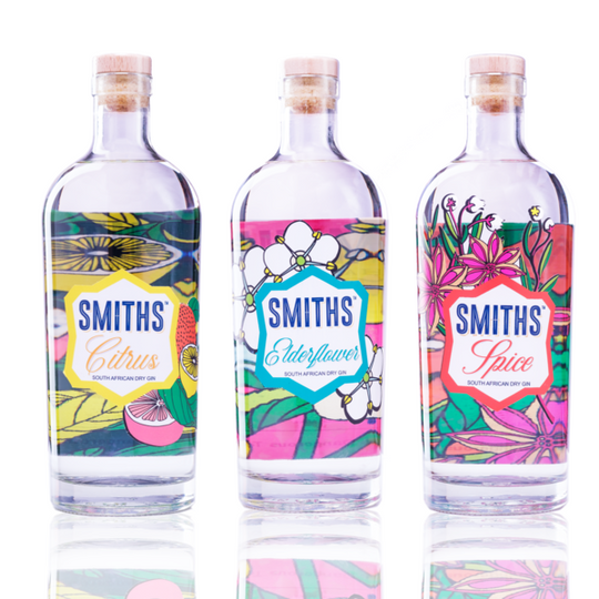Smiths™ Dry Craft Gin - Trio