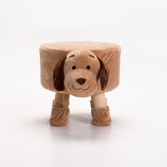 Puppy Love Animal Ottoman