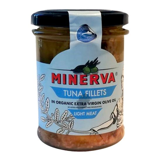 Tuna In Org Olive Oil Fillets (190g)