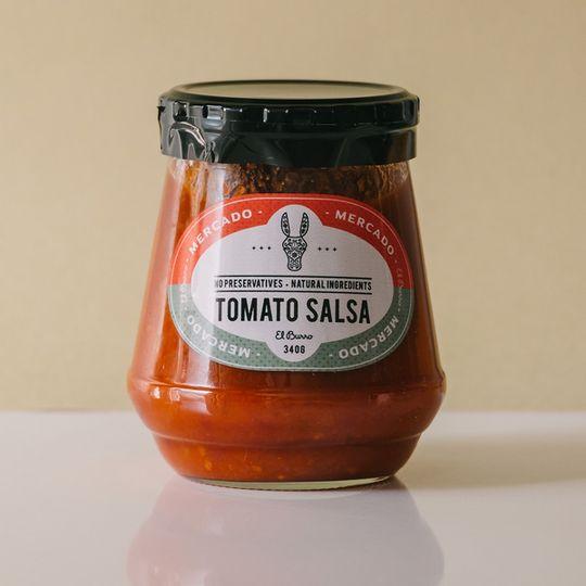 El Burro Tomato Salsa 380g