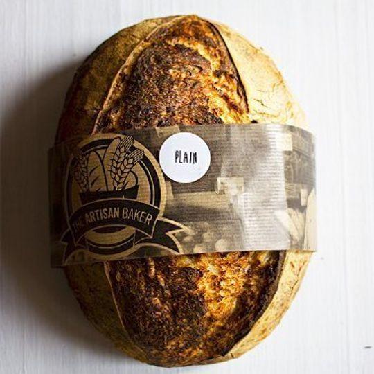 Long Fermented Sourdough Bread