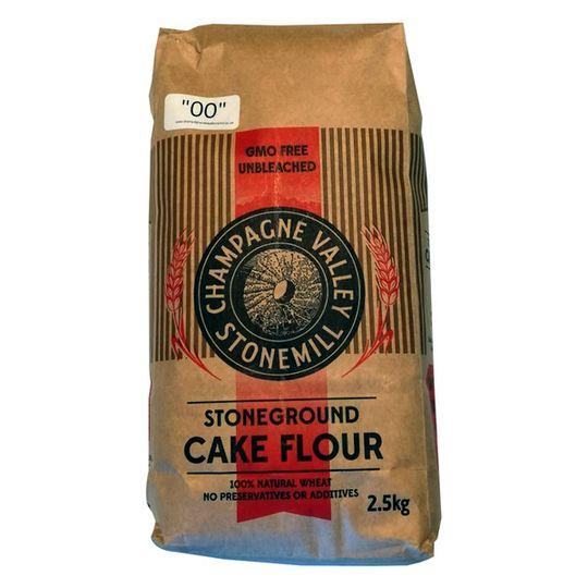 Stoneground Pastry Flour 00 (2.5kg)