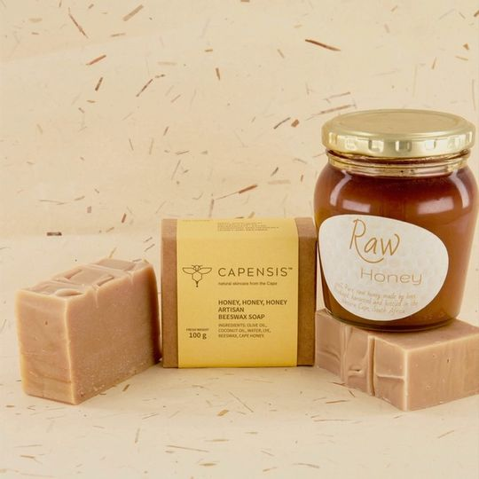 Honey Honey Honey Natural Soap Bar