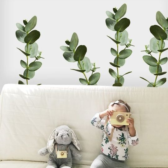 Eucalyptus Wall Decals