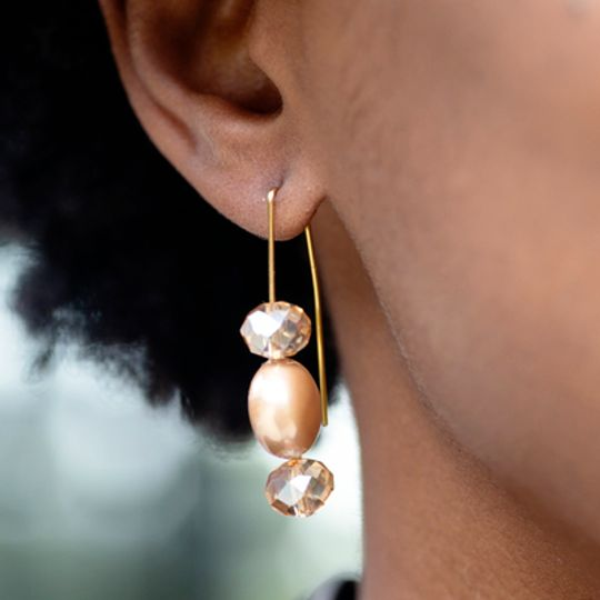 Crystal Clear - Various Earrings