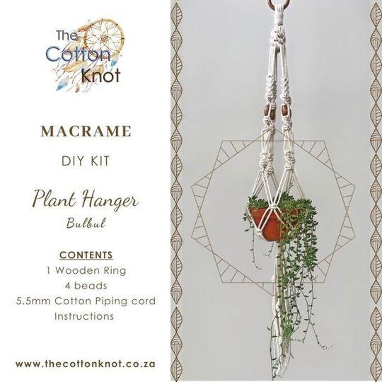 Large Plant Hanger Kit - Bulbul