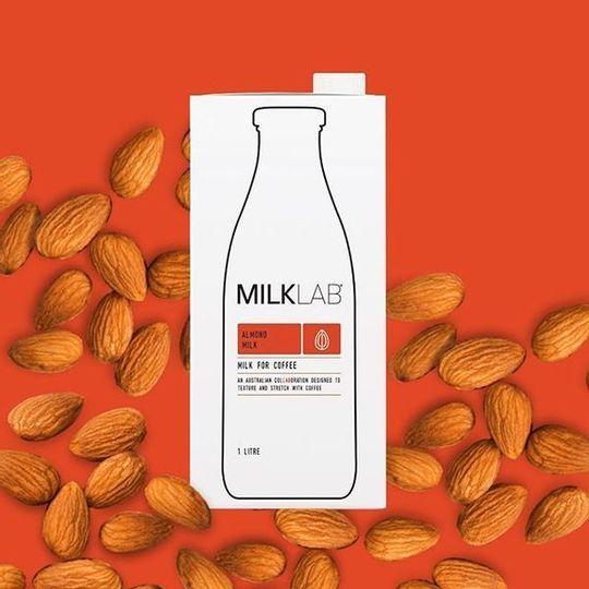 Almond Milk by Milklab