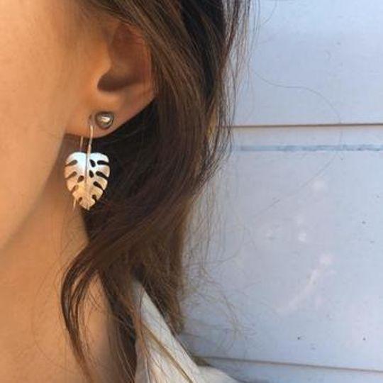 Delicious monster earrings